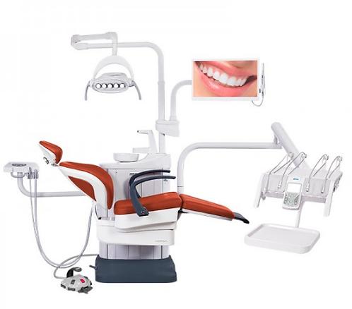 Cadeira Odontológica Versa Hasteflex