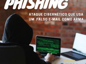 O que você deve fazer se receber um e-mail de phishing?