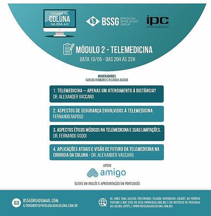 Modulo 2 - Telemedicina