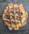 Savoury Italia tart