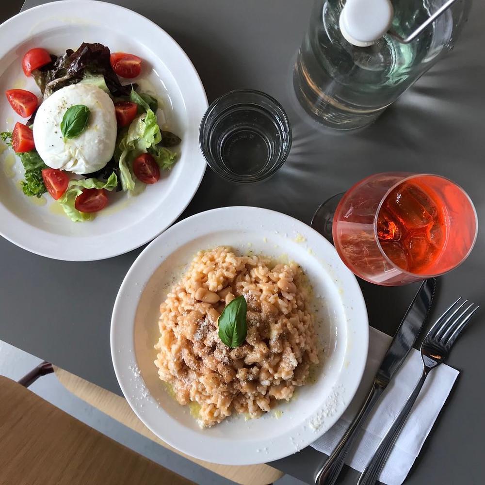 Italian Dinner - Lupo