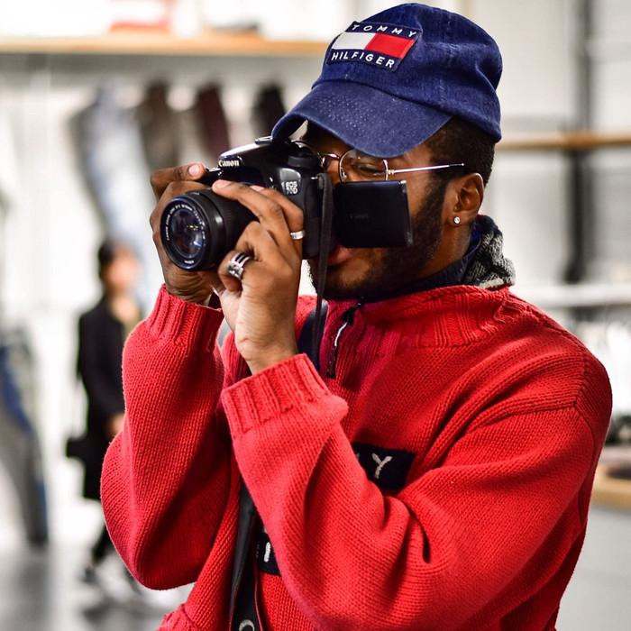 Behind the Lens: Van-Joe