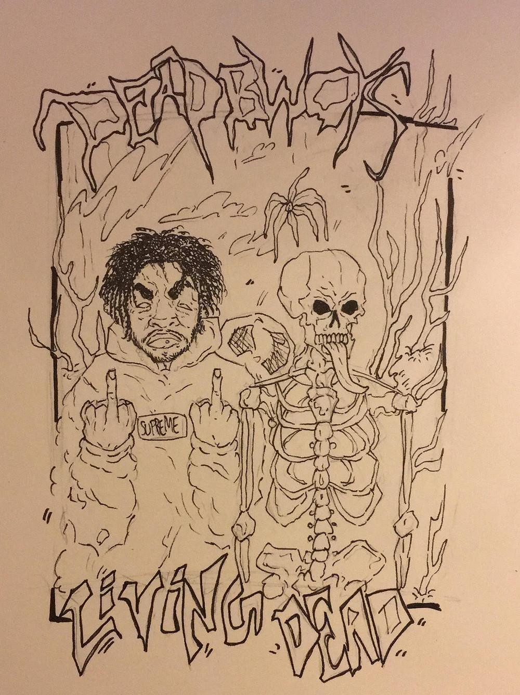 Living Dead Album Cover
