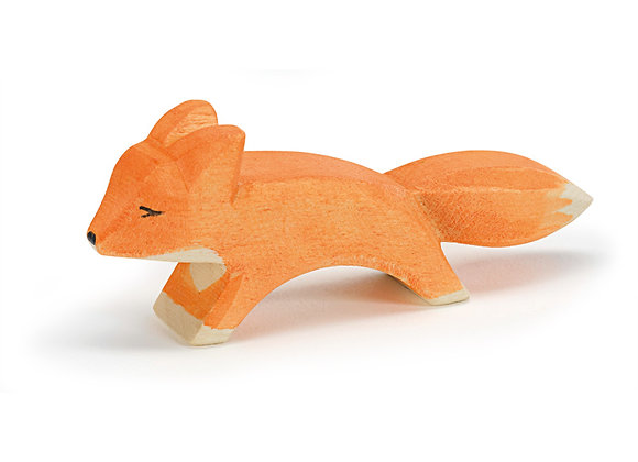 Small Fox Running