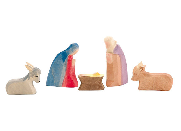 Mini Holy Family 5 Pieces