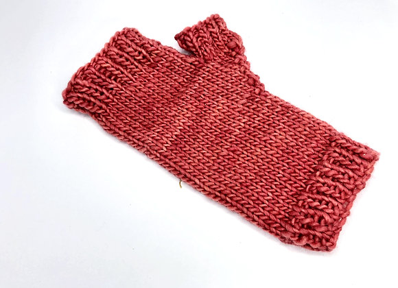 Basic Knitted Hand Warmers