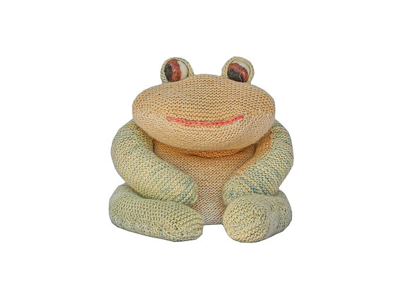 Knit a Frog