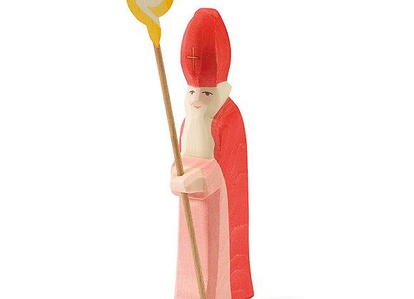 Saint Nicholas with Staff