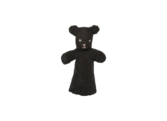 Knitted Animal Puppet