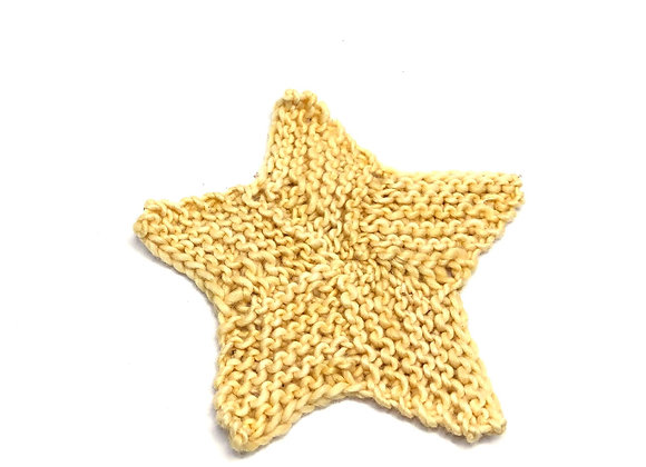 Star Ornament or Coaster