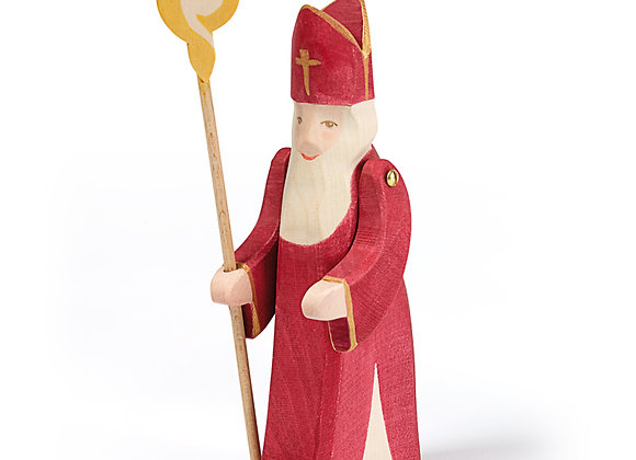 Saint Nicholas with Staff II