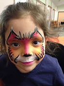 face painting kitty Westfield