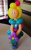 balloon candy cup gift Carmel