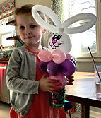 Easter Candy Cup Balloon Twisting Carmel Indianapolis