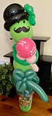St Patricks Day Leprechaun Balloon Candy Cup