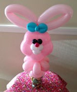 Balloon candycup Easter Carmel