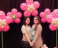 Balloon IUPUI sorority Indy