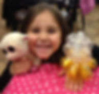 balloon bracelet Chick-fil-A Family Night Westfield