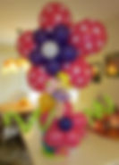 Balloon bouquet delivery Flower Fairy Indianapolis