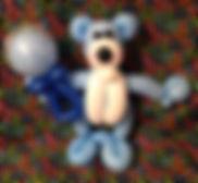 gender reveal boy baby bear