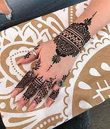 Henna tattoo Indianapolis