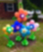 Yard Art Balloons Wishes Carmel Indy