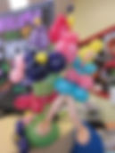 balloon flower bouquet Cookie Cutters Noblesville