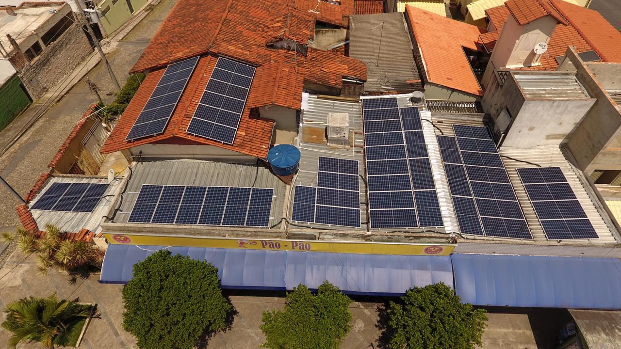17,52 kWp - Padaria Pão Pão - Castelo BH