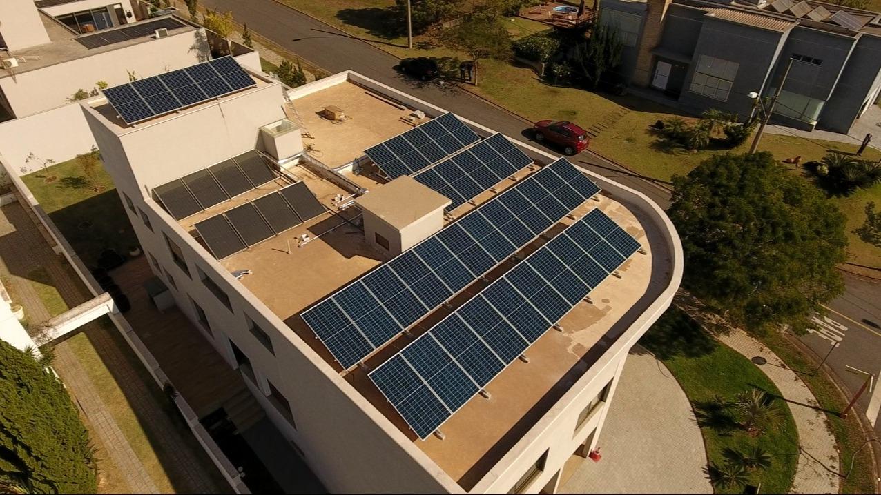 13,5 kWp - Residencia - Alphaville Nova Lima