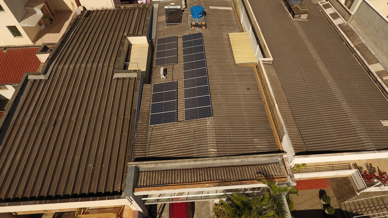 6,12 kWp - Gutierrez BH
