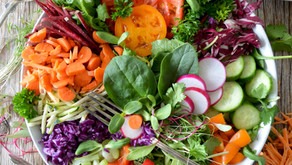 Boost your Energy & Immunity with Vegetables & Fruit