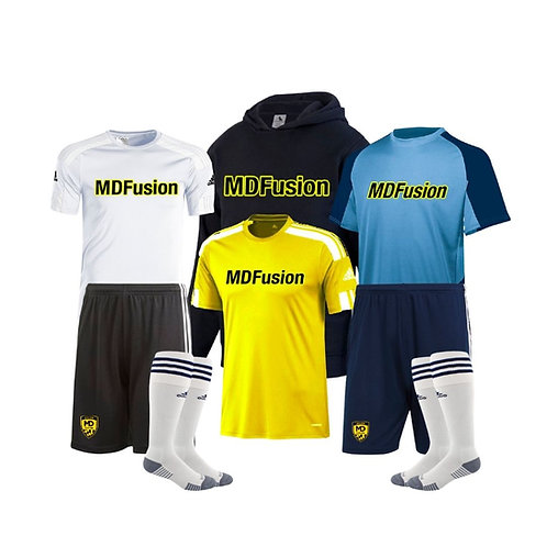 MD Fusion Uniform® New Player (Complete)