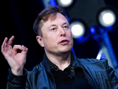 Elon Musk Wealth Expands by $15 Billion - Set to Become World's Third-Richest Person