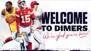 Partnership with Dimers.com