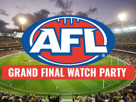 AFL Grand Final Watch Party