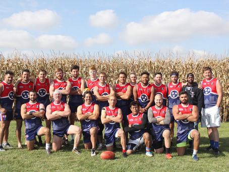USAFL Nationals: Men's Team Reach Semi-Finals