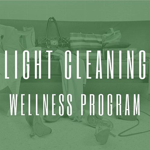 Light Cleaning Wellness Program