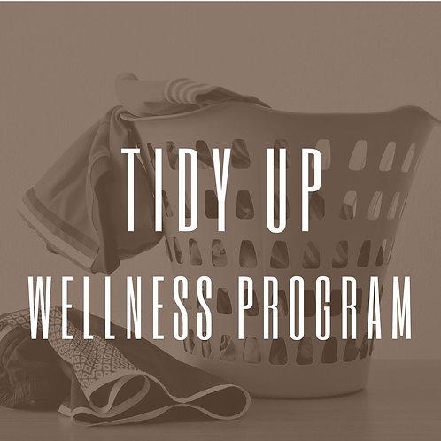 Tidy Up Wellness Program