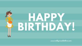 Birthday eGift Card