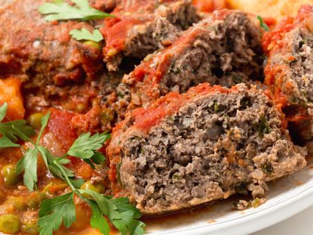 Easy Peasy Gluten Free Italian Meatloaf