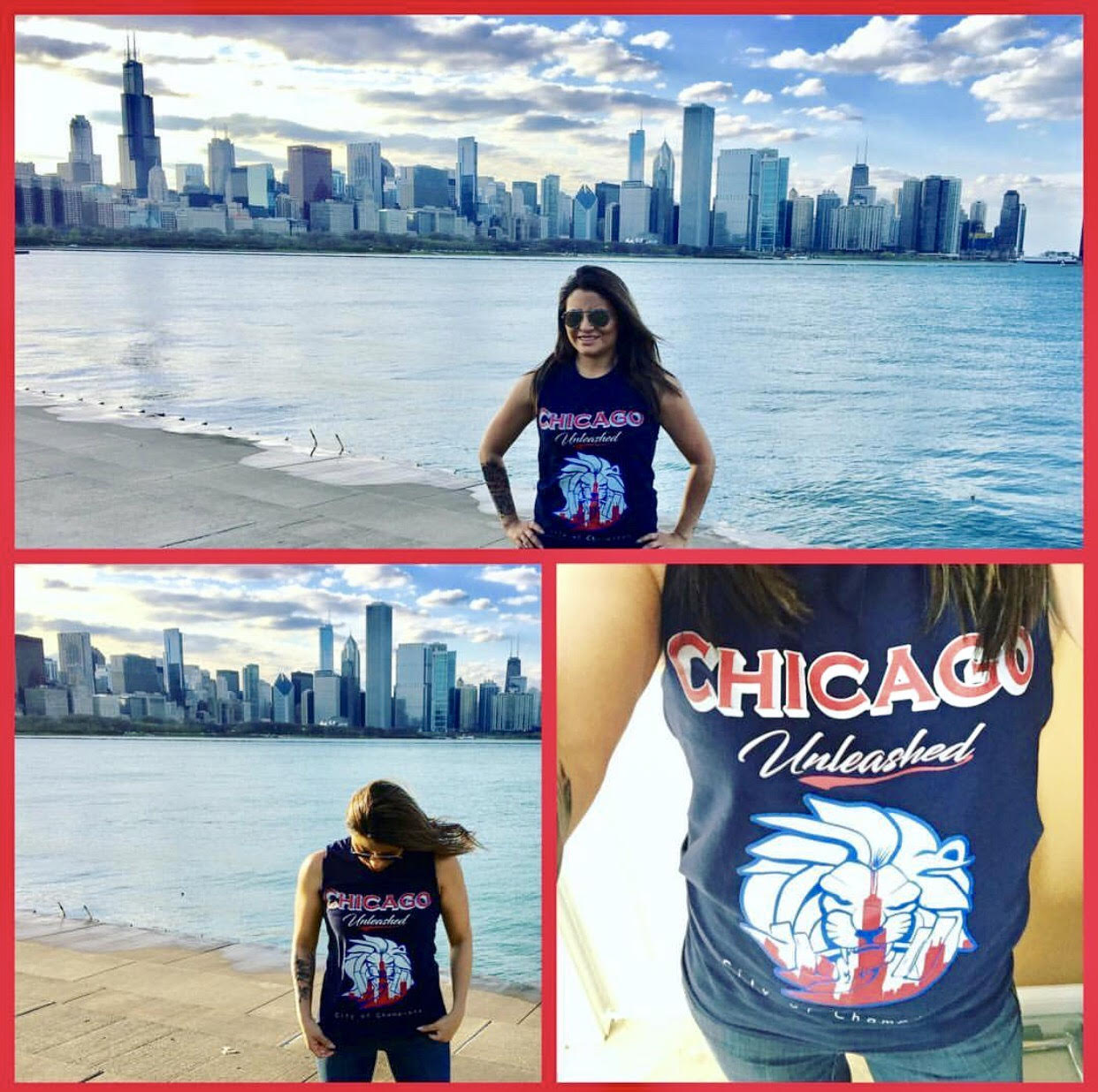 Amber IS Chicago Unleashed
