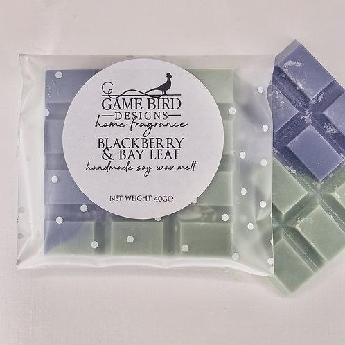 Blackberry & Bay Leaf Wax Melts