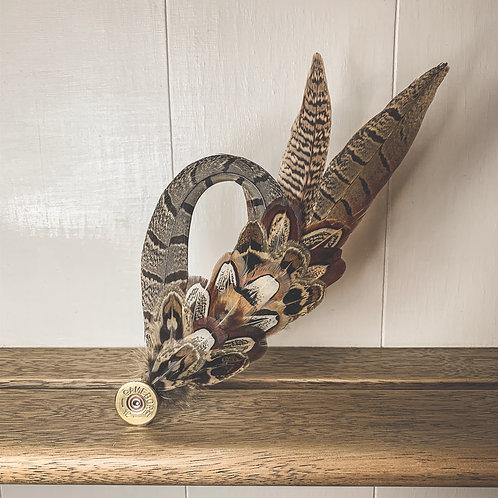 Medium Pheasant Hat Pin