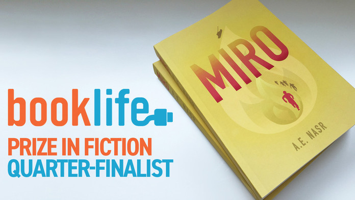 MIRO advances to quarter-finals of BookLife Prize