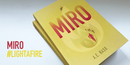 MIRO releases in paperback