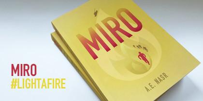 MIRO releases in paperback