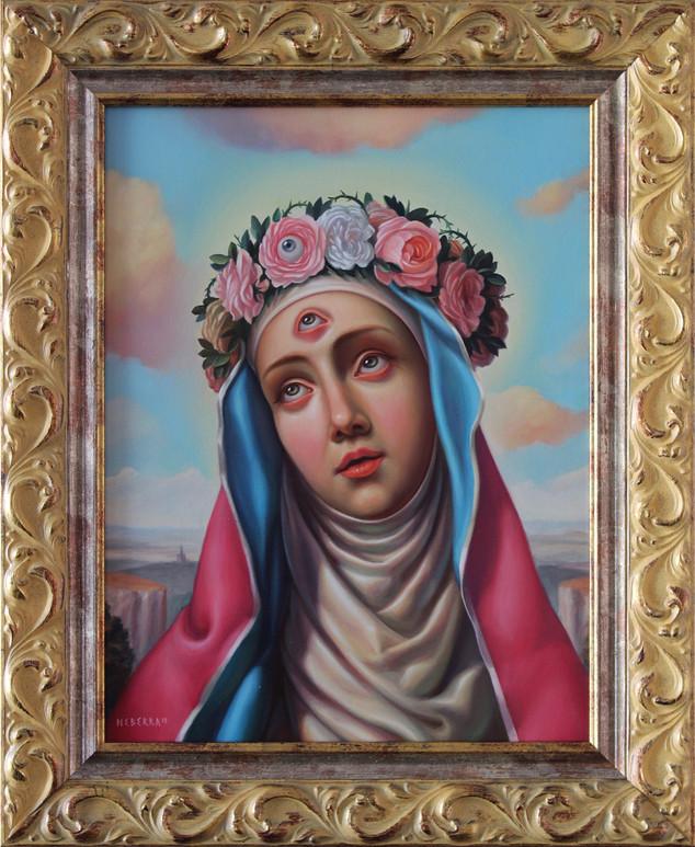 Saint Rose of Pop