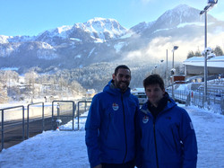 AJ and Ray in Konigssee Germany