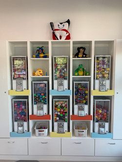 Prize Wall