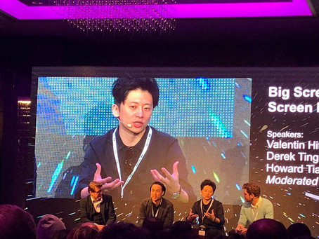 "MELON - ""Sci-fi and Beyond"" - Go VR Immersive Co-founder Howard Tian invited to speak at M"